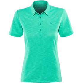 Schöffel Capri1 Polo Shirt Women spectra green